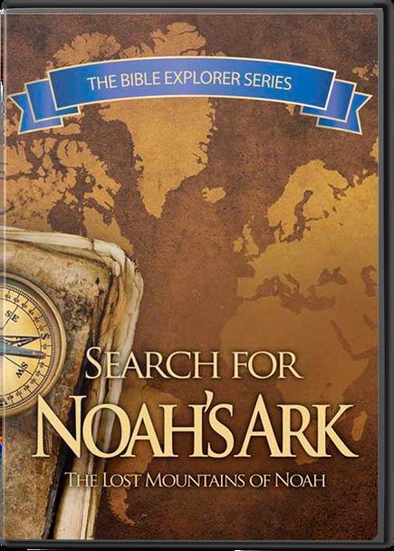 Search for Noah's Ark with Bob Cornuke