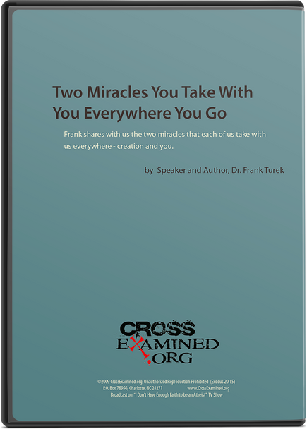 Two Miracles You Take With You Everywhere You Go (DVD)