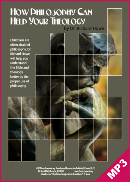 How Philosophy Can Help Your Theology (MP3 Set)