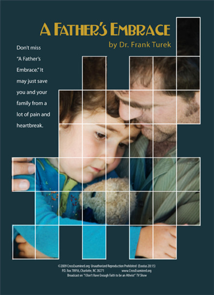 A Father's Embrace (PowerPoint CD)