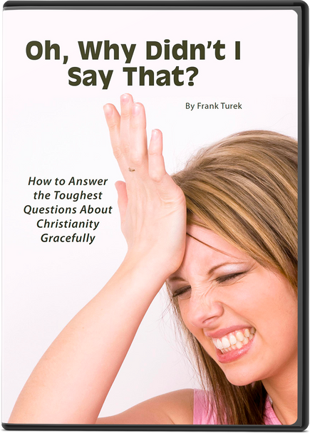 WDIST - How to Answer the Toughest Questions About Christianity Gracefully