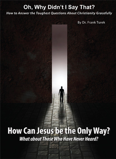 WDIST - How Can Jesus be the Only Way?