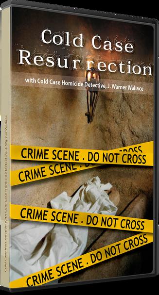 Cold Case Resurrection DVD