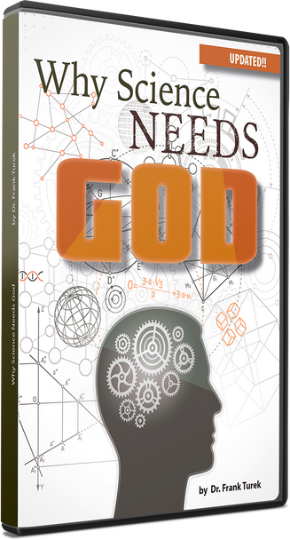 Why Science Needs God (updated) DVD