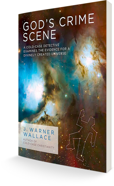 God's Crime Scene: Cold-Case...Evidence for a Divinely Created Universe (Paperback)