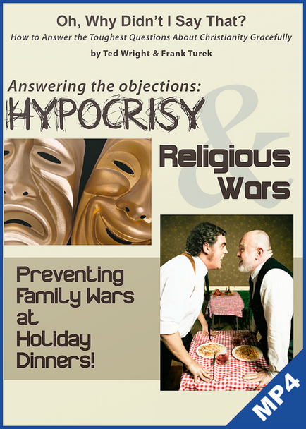 WDIST - Hypocrisy & Religious Wars, Preventing Family Wars at Holiday Dinners! DVD mp4 Download
