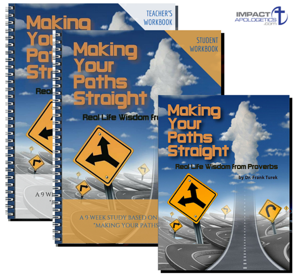 Proverbs: Making Your Paths Straight, Complete INSTRUCTOR Set
