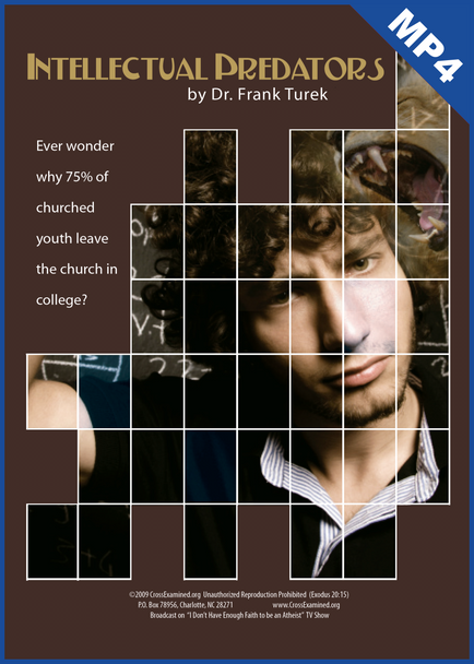 Intellectual Predators:  How Professors Prey on Christian Students (mp4 Download)