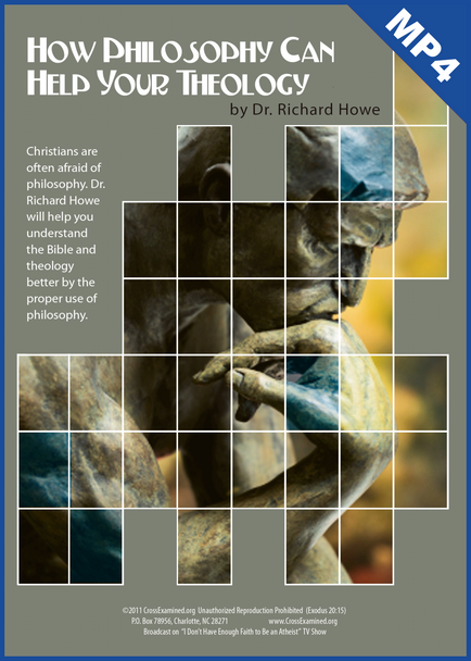 How Philosophy Can Help Your Theology (mp4 Download Set)