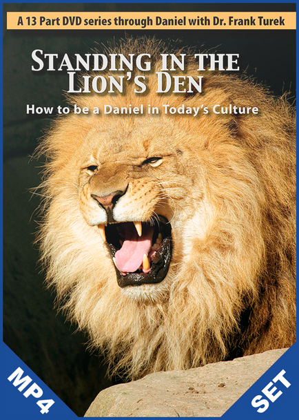 Daniel 13-Part DVD Series mp4 Downloads