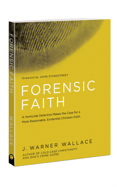 Forensic Faith (Paperback)