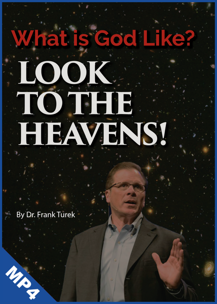 What is God Like?  Look to the Heavens (mp4) download