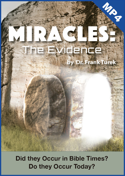 Miracles: The Evidence - mp4 (video download) Complete Series