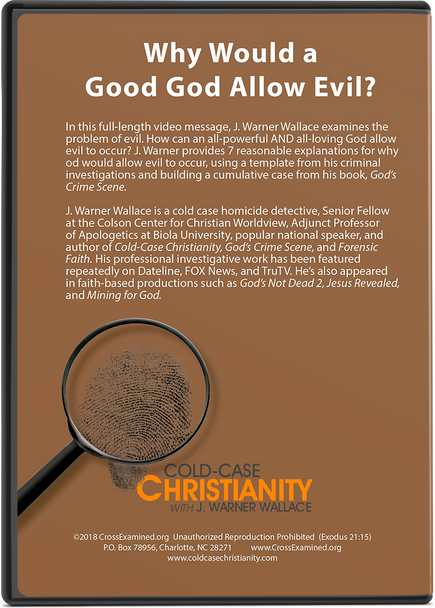 Cold-Case Christianity Video Series