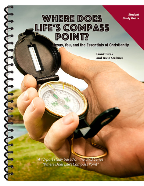 Jesus, You & the Essentials of Christianity - STUDENT Study Guide