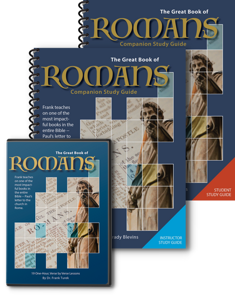 The Great Book of Romans - COMPLETE Instructor Set