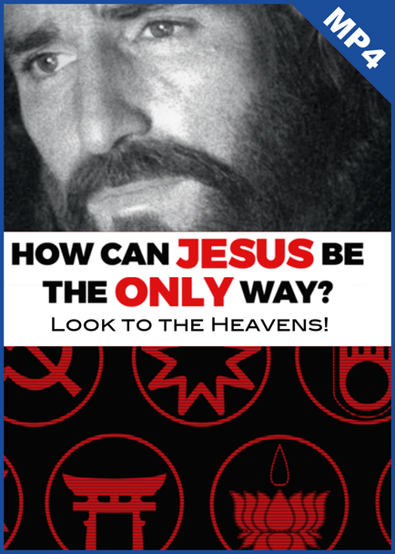 How Can Jesus Be the Only Way? (mp4 download)