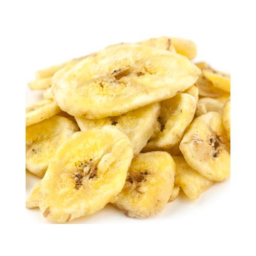 Unsweetened Banana Chips 14lb