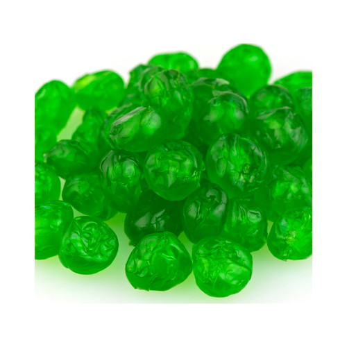 Whole Green Cherries 10lb