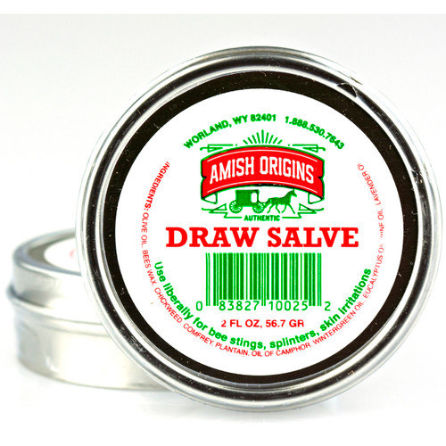 Draw Salve 12/2oz View Product Image
