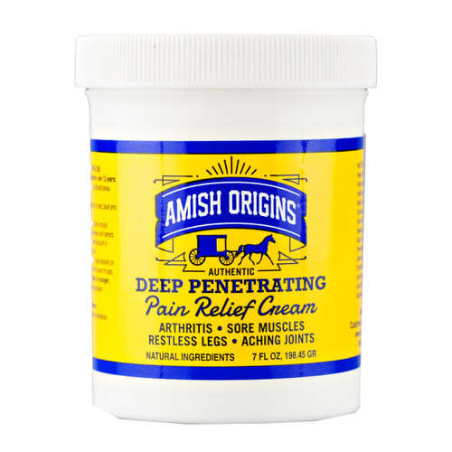 Deep Penetrating Pain Relief Cream 12/7oz