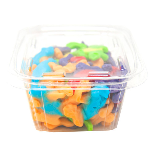 Gummi Rainforest Frogs 12/13oz