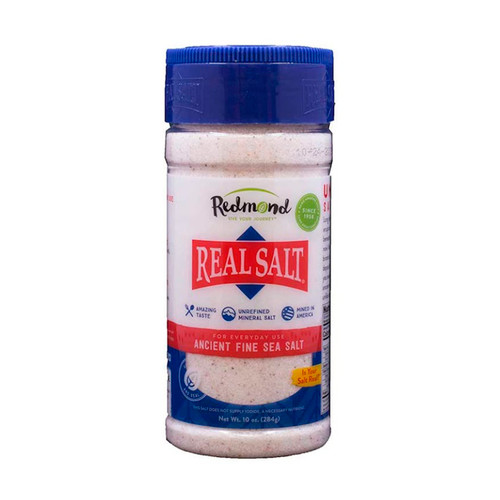 Real Salt Shaker Jar 6/10oz