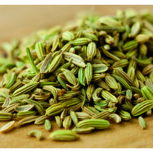 Fennel Seeds, Whole 15lb