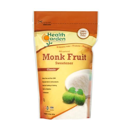 Monk Fruit Sweetener 12/16oz