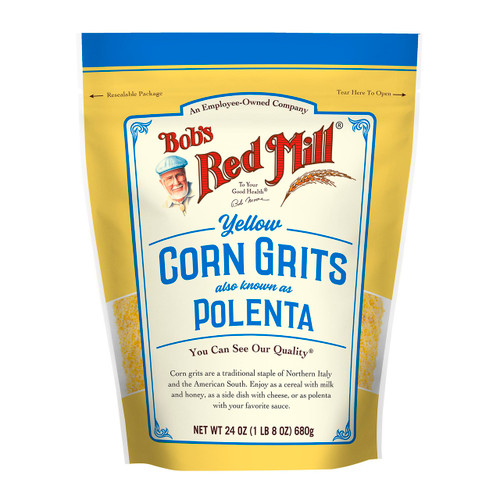 Corn Grits (Polenta) 4/24oz