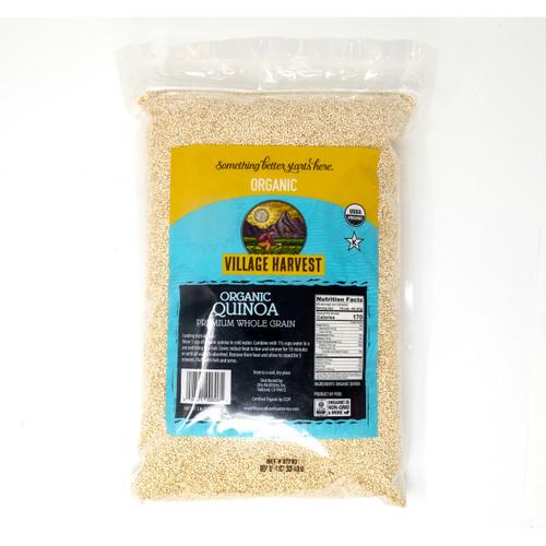 Organic White Quinoa 2/5lb