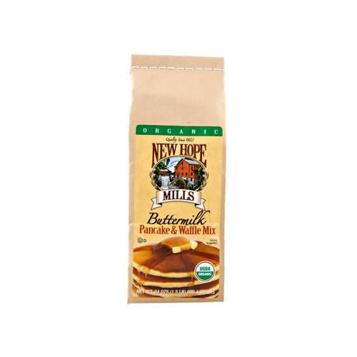 Organic Buttermilk Pancake Mix 12/1.5lb