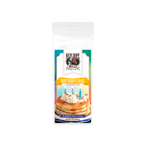 Birthday Cake Pancake Mix 12/20oz