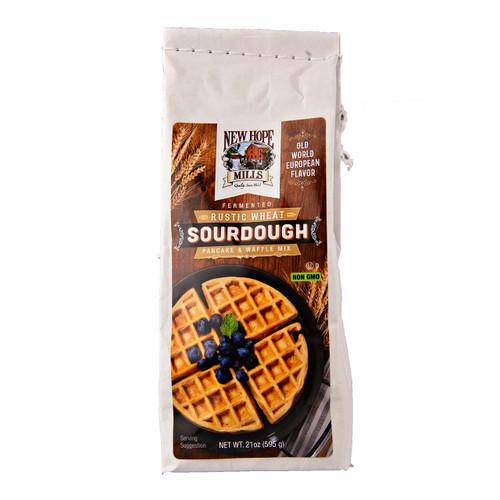 Rustic Sourdough Pancake & Waffle Mix 12/21oz