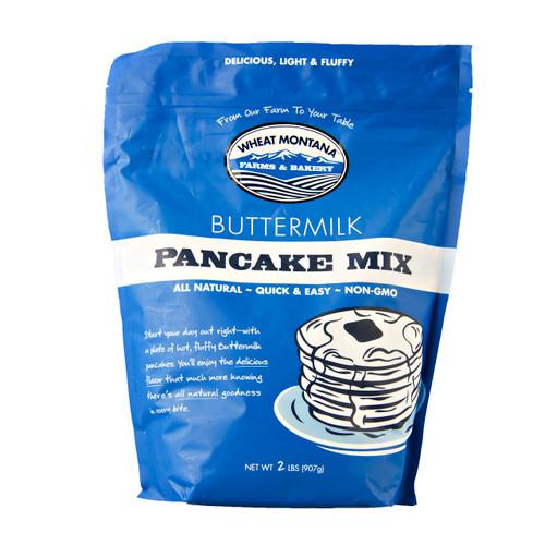 Buttermilk Pancake Mix 8/2lb