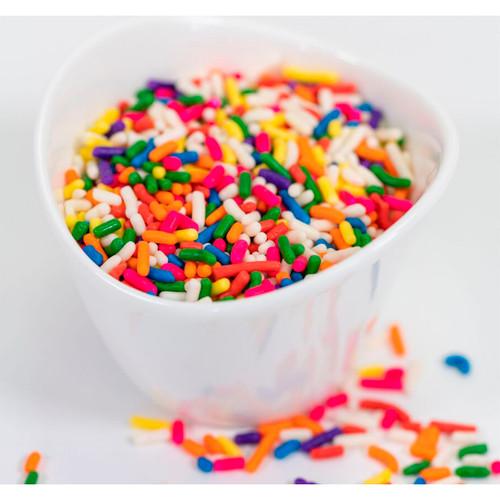Carnival Sprinkles, 8 color 25lb