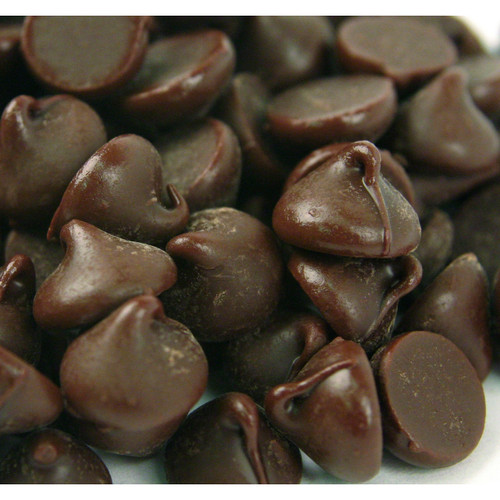 Organic Semi-sweet Chocolate Drops 1M 44lb