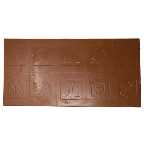Van Leer Rotterdam 32% Milk Chocolate 50lb