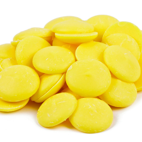 Coating Wafers, Yellow 25lb