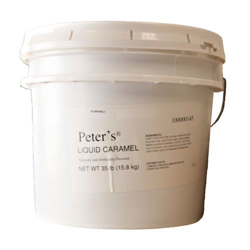 Peter's Liquid Caramel 35lb