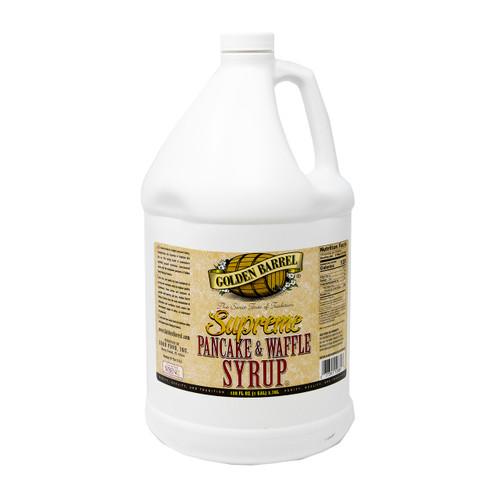 Supreme Pancake Syrup 4/1gal