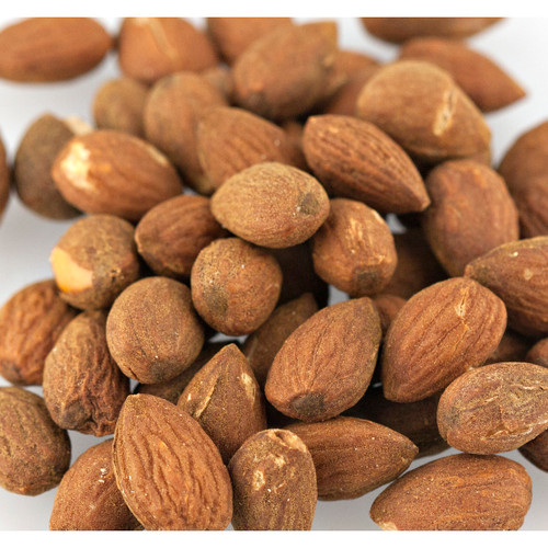 Whole & Broken Almonds Roasted No Salt 25lb
