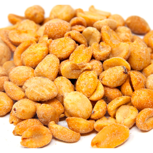 Hot and Spicy Peanuts 25lb