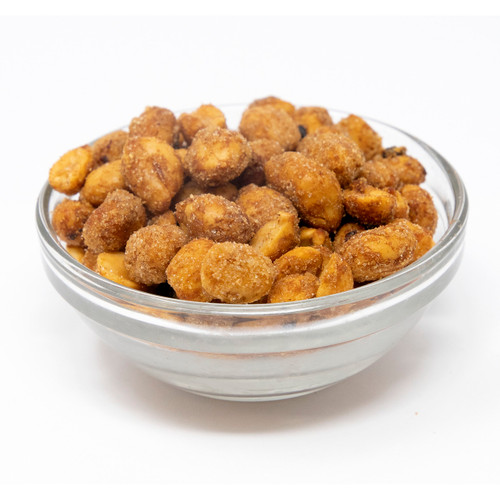 Honey Roasted Chipotle Peanuts 5lb