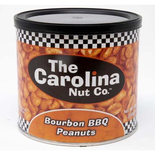 Bourbon BBQ Peanuts 6/12oz