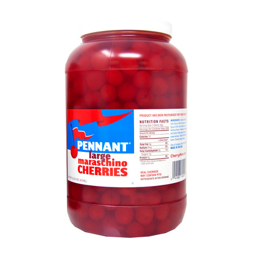 Large Maraschino Cherries without Stem 4/1gal