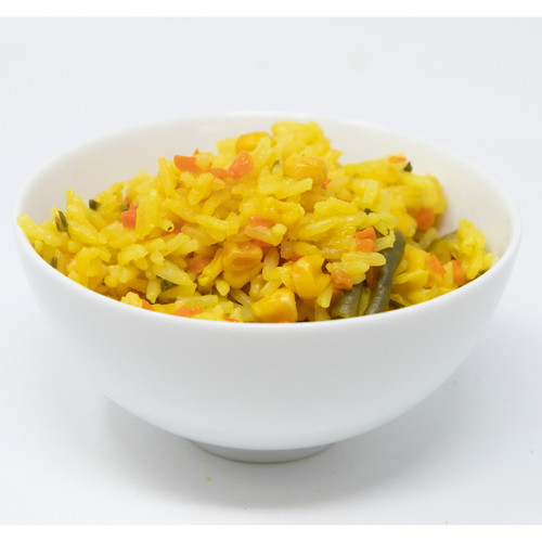Garden Vegetable Yellow Rice Blend 3/5lb