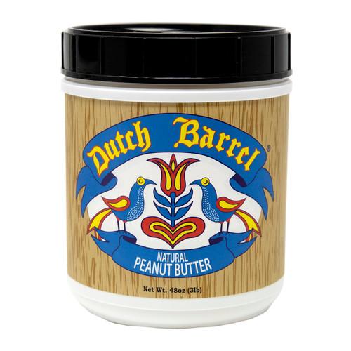 Natural Peanut Butter 4/3lb