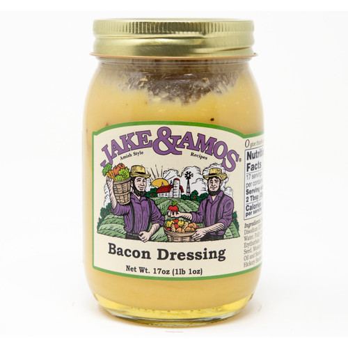 J&A Bacon Dressing 12/17oz