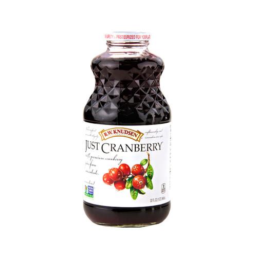 Just Cranberry Juice 6/32oz